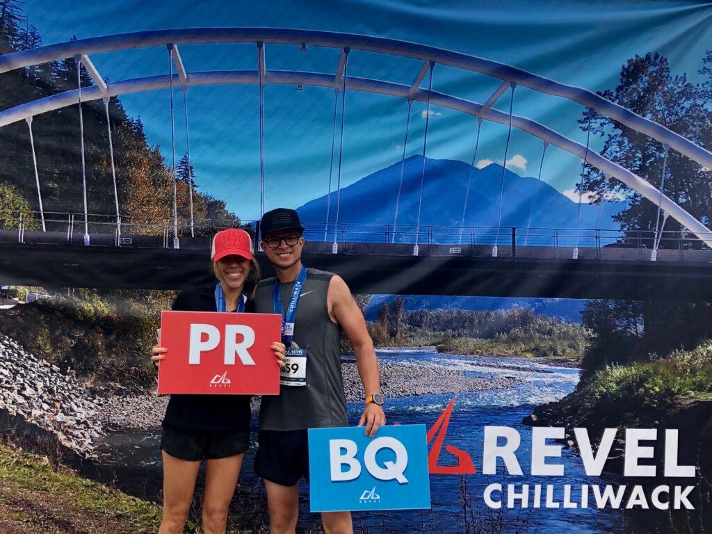 She's On A Run Chilliwack Marathon Final